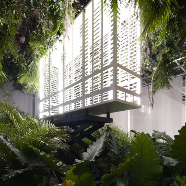 Lars Jan exhibition for Audemars Piguet art Basel Miami